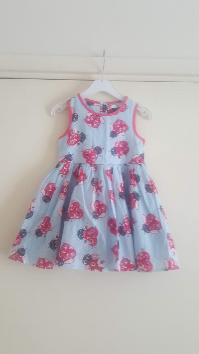 Marks and Spencer girl dress