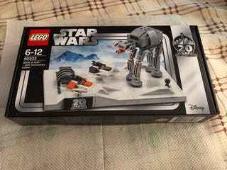 Set Lego Star Wars Limitado 40333 Battle of Hoth