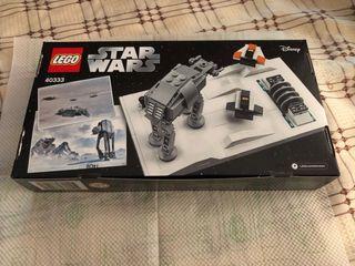 Set Lego Star Wars Limitado 40333 Battle of Hoth