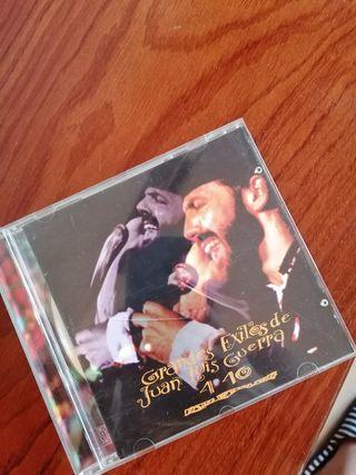 CD Juan Luis Guerra