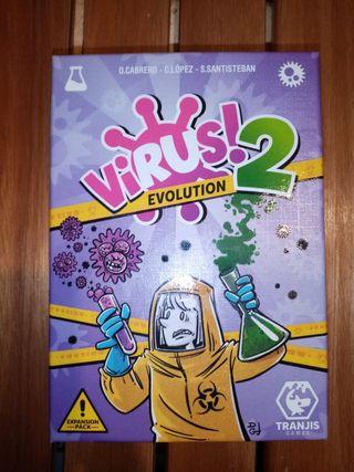 VIRUS 2! Expansión.