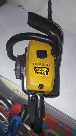 Motosierra Alpina pro.56