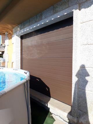 venta portal automático para garaje
