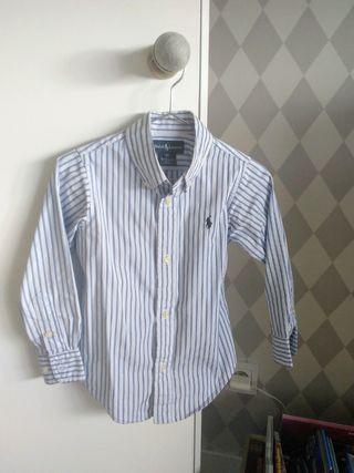 Nueva camisa Ralph Lauren T.3
