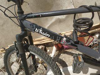 bicicleta B-TWIN niño