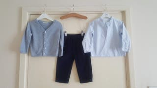 Mintini boy 3 pieces outfit