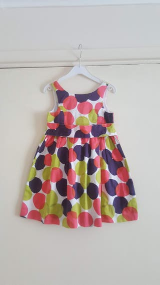 Vertbaudet girl dress