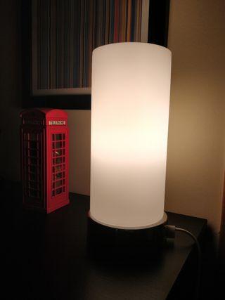 Lámpara de mesa táctil, 3 intensidades
