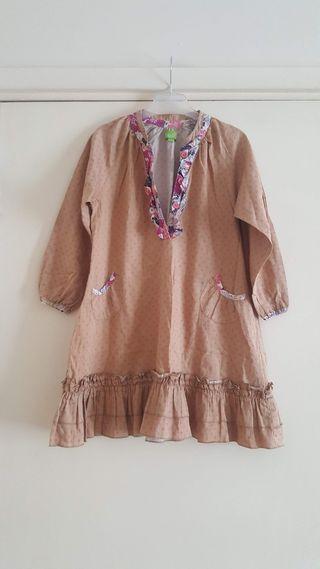 Petitlilo girl dress