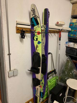 Skis esquí náutico