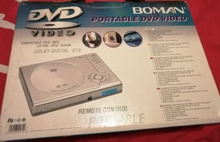 Reproductor portable DVD mini