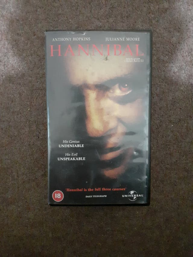 Hannibal/101 Dalmatians/ James bond 007 - Goldfing