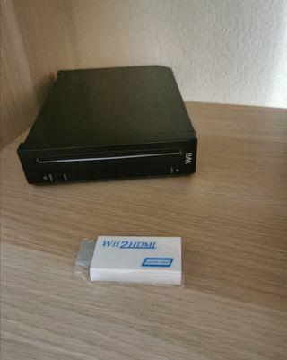 Conversor HDMI Nintendo Wii