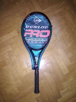 raqueta de tenis Dunlop pro fórmula mid plus