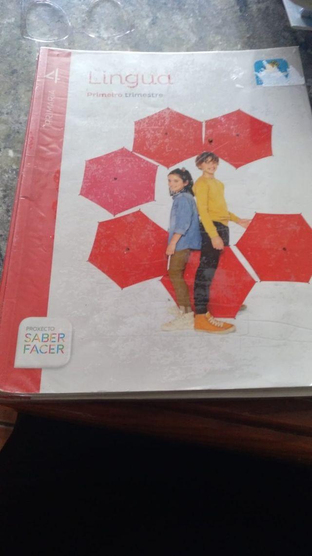 libro lingua cuarto de primaria