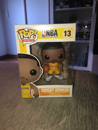 FUNKO POP - DWIGHT HOWARD #13, NBA