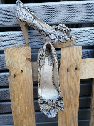 zapatos Lola blue