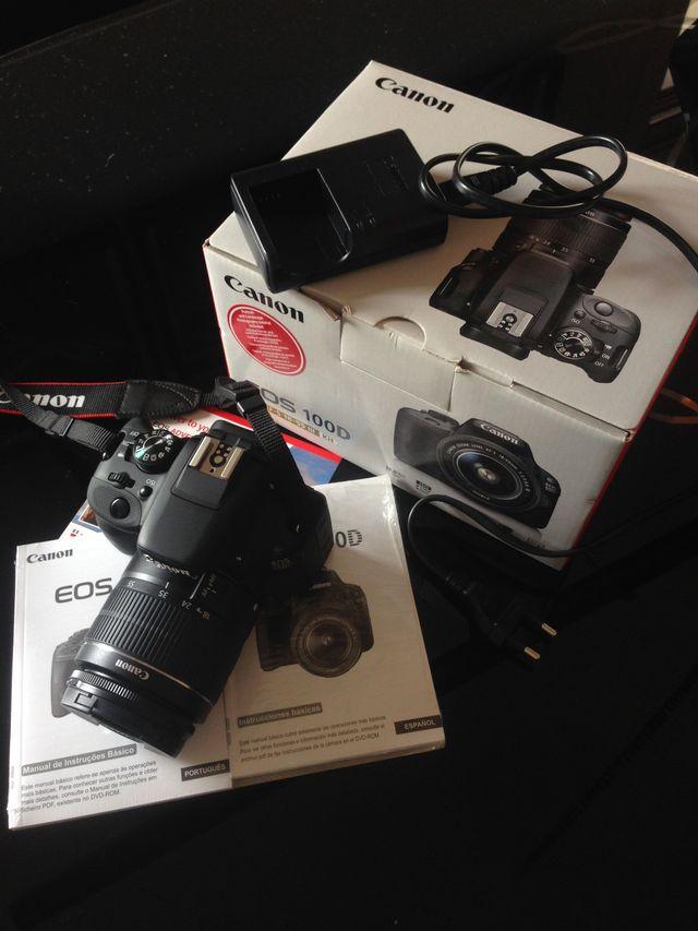 Camara fotos Canon