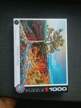 Puzzle 1000 piezas Paisaje
