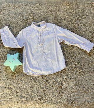 lote de camisas niño 2-3 años