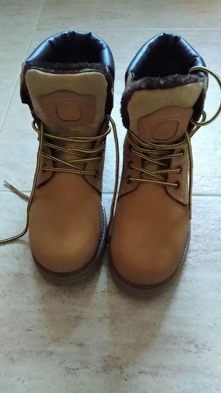 vendo botas de hombre o mujer nuevas a estrenar