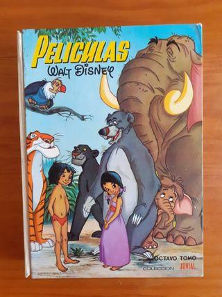 Libro / Cómics Películas Walt Disney