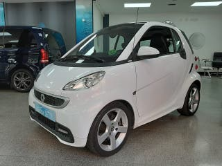 SMART fortwo Coupe 62 Passion
