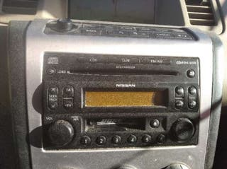 Sistema audio / radio cd Nissan Murano año 2005