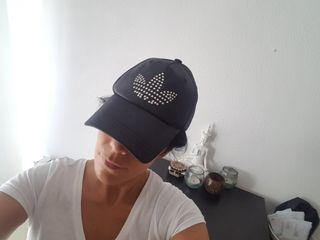 gorra mujer adidas