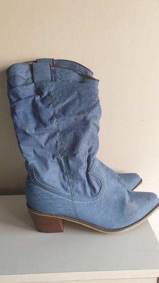 botas cowgirl