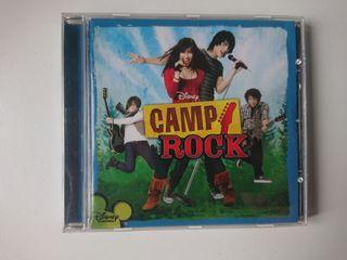 CD Camp Rock de Demi Lovato Y Joe Jonas