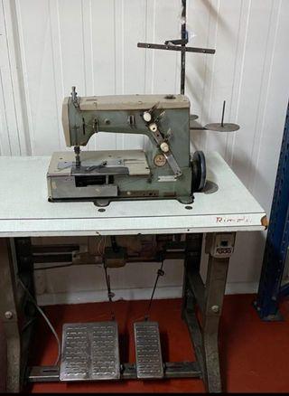 Máquina industrial recubridora