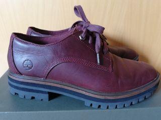 Zapatos piel TIMBERLAND