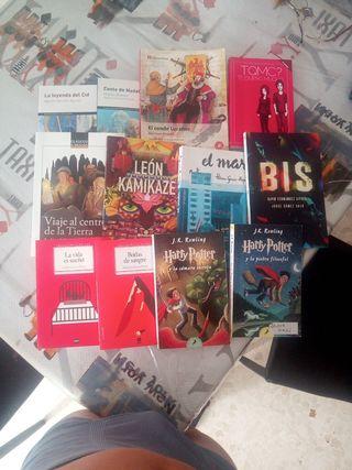 Libros de lectura castellano.