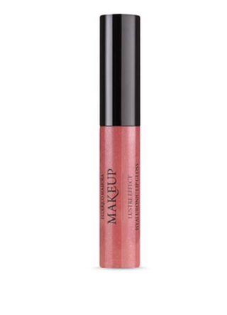 Lustre effect hyaluronic lip gloss in raspberry