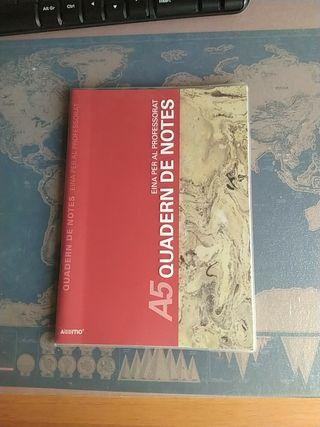 Cuaderno de notas para profesores