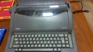 Máquina de escribir eléctrica Olivetti Dora 201