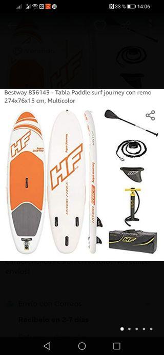 tabla paddle surf sup padel