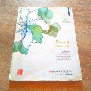 Libro Física y Química 2° eso McGrawHill