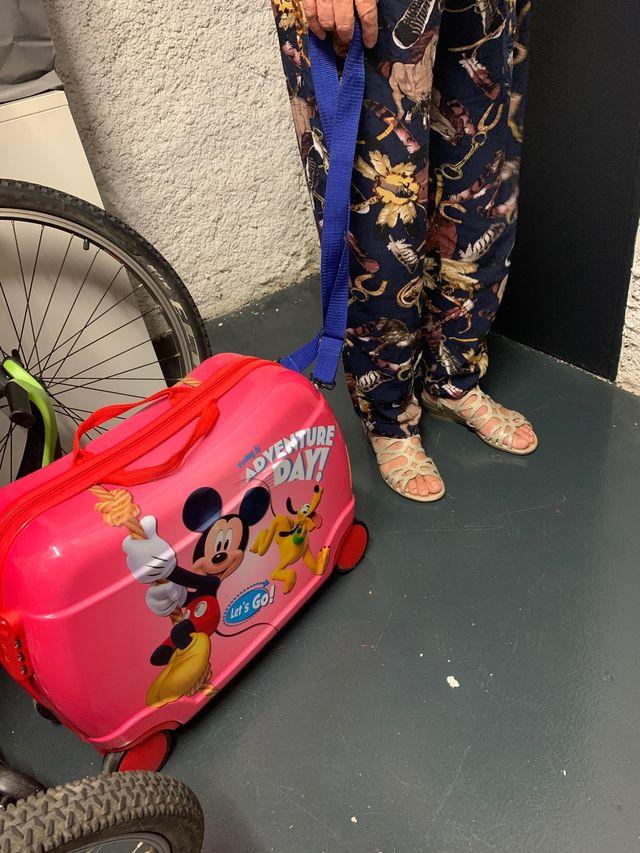 Maleta infantil Mickey