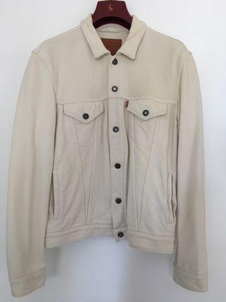 Chaqueta Levis trucker 100% cotton (rareza)