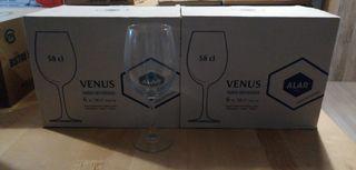 Copa vino tinto Venus 58cl