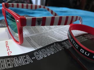 Gafas de sol Athletic Club Bilbao Originales
