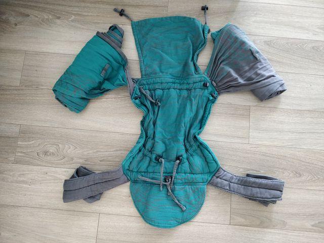 Hoppediz Hop-Tye Fular portabebé unisex