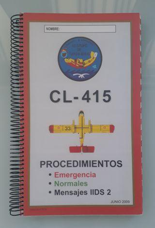 Checklist del 43 Grupo del Ejército del Aire