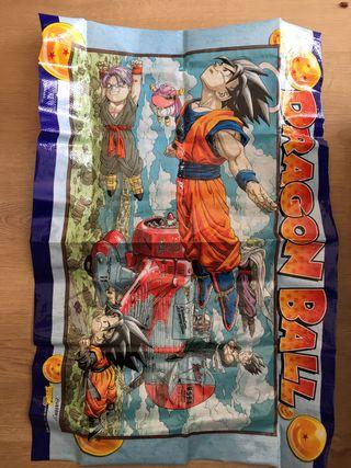 Dragon ball poster japones.