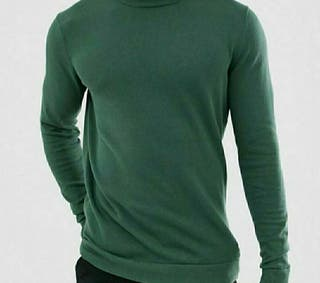 Jersey verde marca Only & Sons Talla M