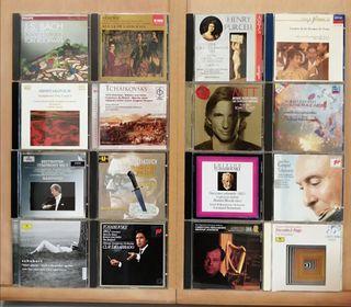 discos de música clásica