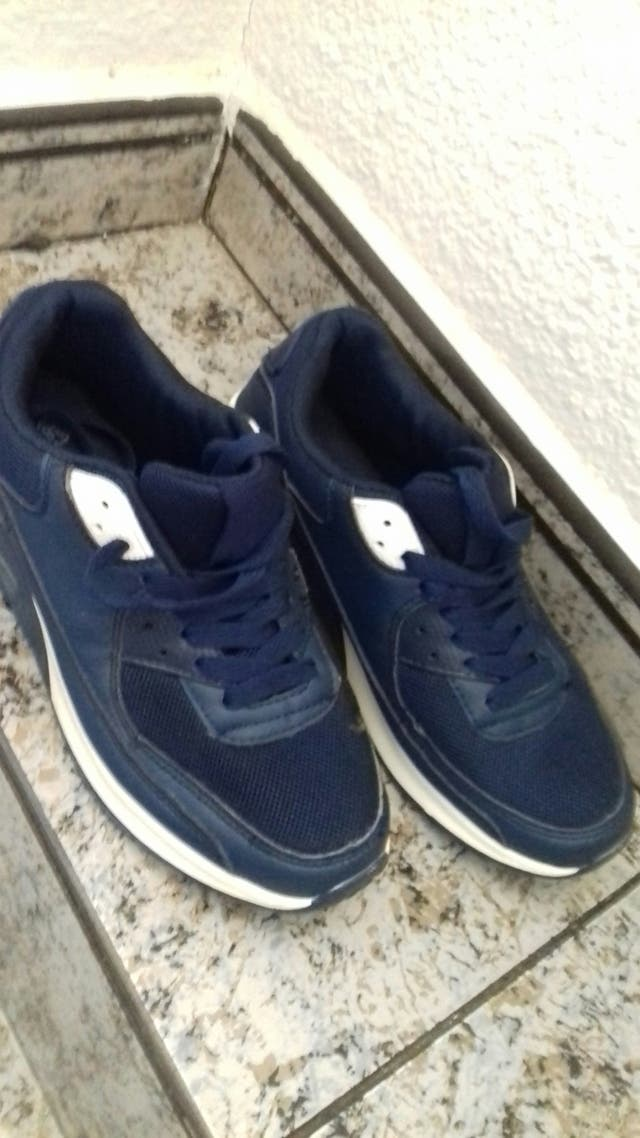 Zapatos depotivos