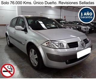 Renault Megane 1.5 dCi 100 CV. Pocos Kms.